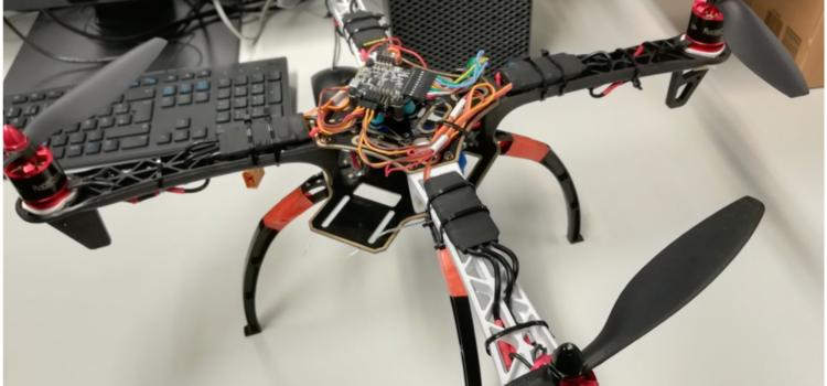 TI-Projekt Quadrocopter