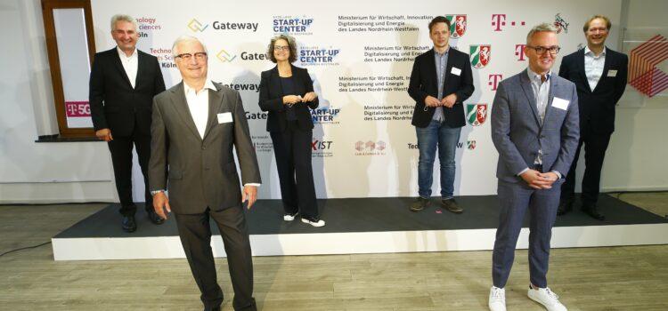 Neue Ideen mit 5G: TH Köln, Universität zu Köln und die Telekom eröffnen 5G Co:Creation Lab