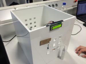 Smarder - Das Smarte Storagesystem