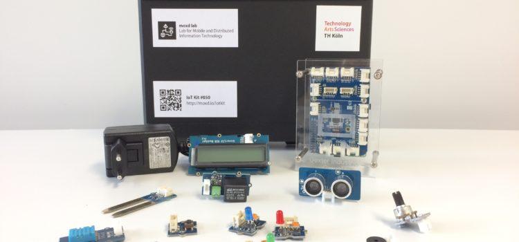 moxd lab IoT Kits